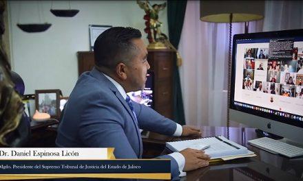 La Digitalización de la Justicia en el Poder Judicial del Estado de Jalisco
