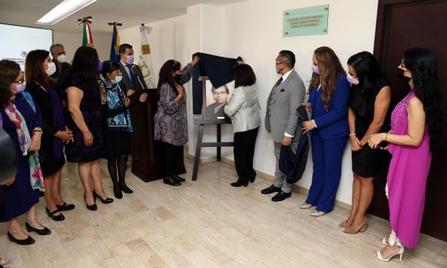 STJEJ rinde homenaje a la primera mujer jueza de Jalisco