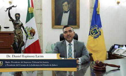 Poder Judicial del Estado de Jalisco Informa