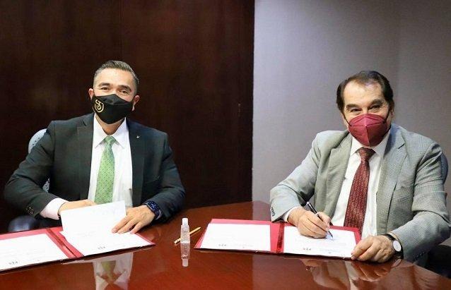 Convenio de colaboración con la Universidad Autónoma de Guadalajara