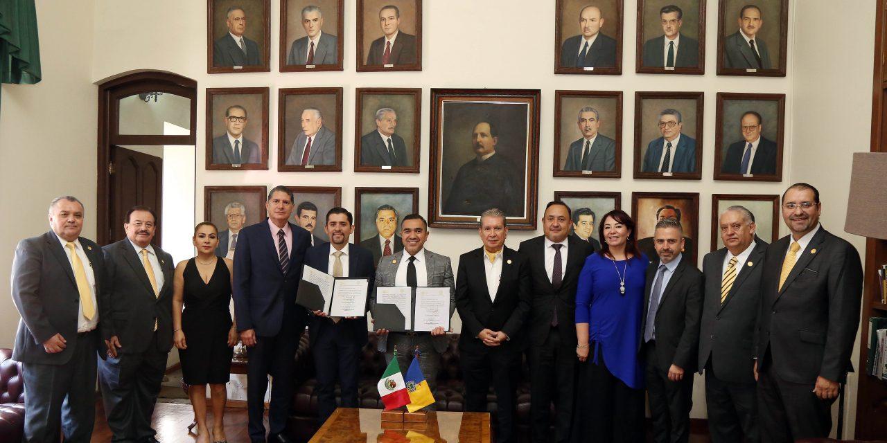 Firma de Colaboración Académica con MABA México