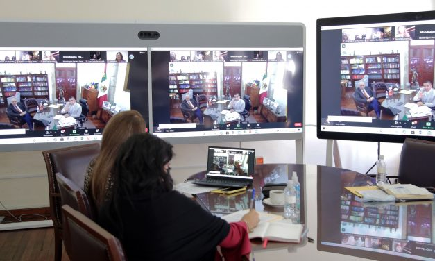 Reunión Virtual con Equis Justicia para las Mujeres